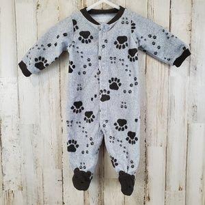 Carter's Baby Boys Fleece Sleeper Pajamas Newborn